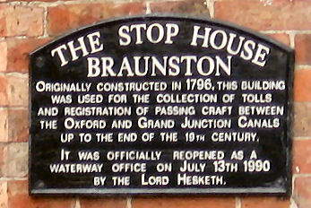 Braunston Stop