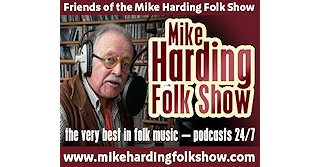 Link to Mike Harding Folk Show site